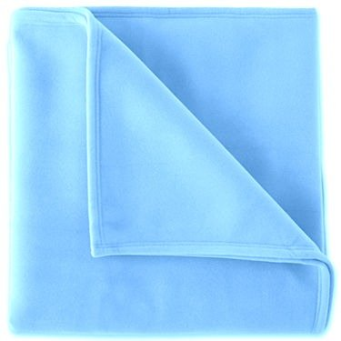 Original Vellux Blankets By West Point Stevens In China Blue Color Twin Size By Jay'S Home Goods front-938885