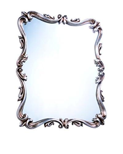 Antique Mirror, Silver