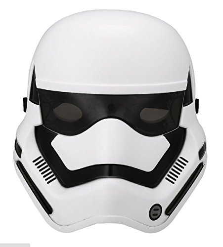 [Star Wars LED Stormtrooper Darth Vader Mask Helmet Halloween Masquerade Party White] (Female Centaur Costume)