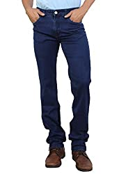 Denimx Colored Stretchable Silky Denim From Bottoms For Men-38