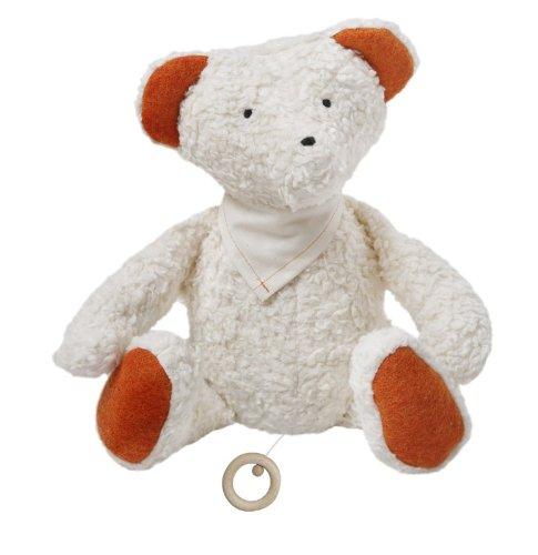 Efie, Spieluhr Teddy, Melodie LaLeLu