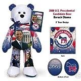 rare and hard to find Senator Obama Barack Election '08 Plush Bear