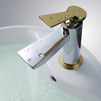 ngh-contemporanea-finitura-cromata-oro-base-singola-maniglia-del-bagno-rubinetti
