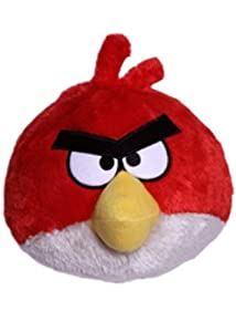 Angry Birds Bird, Red (10-inch)