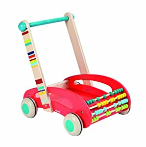 Janod ABC Buggy Baby Walker