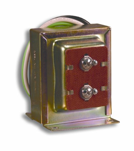Heath zenith sl 122 02 ten volt lock nut transformer for 12 volt door chime