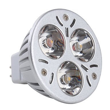 Luo Gu5.3 3.5W 230Lm 3000K Warm White Light Led Spot Bulb (12V)