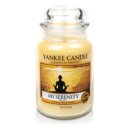 Yankee Candle Large Jar Candle - My Serenity