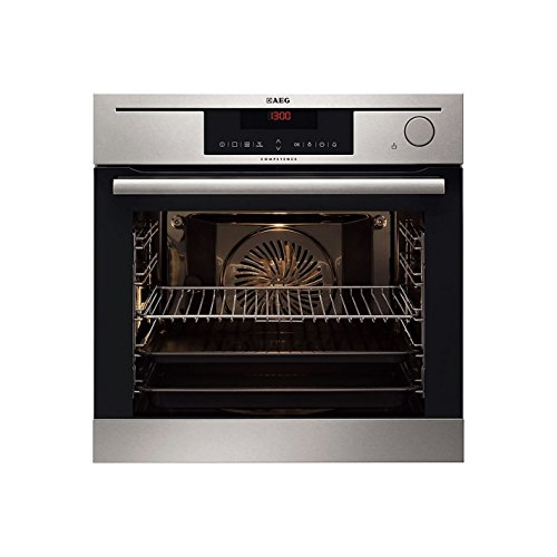 AEG BS7304021M Integrated Single Electric Oven, Stainless Steel - J 1737241