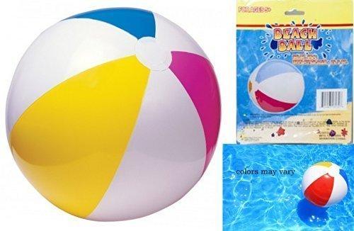 Blue-Green-Novelty-1-BEACH-BALL-20-Inflatable-Beach-Pool-Party-Adult-Kids-Games-Summer-Fun