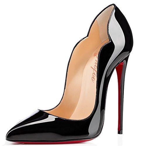 shofoo-femmes-stiletto-plusieurs-coloris-cuir-brillant-synthetique-talon-aiguille-bout-pointu-ferme-