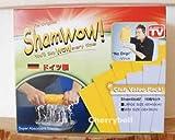 ShamWow ! (シャムワウ)16枚入 1箱 【 吸水タオル , シャムワオ 】