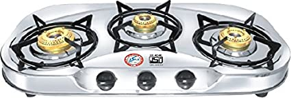Galaxy Gas Cooktop (3 Burner)