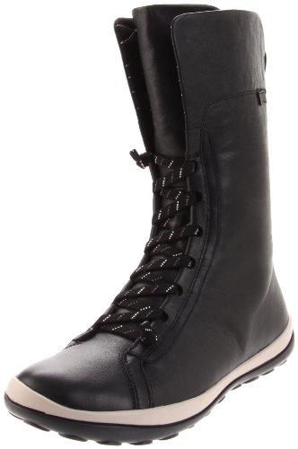 Camper Women's Peu 46423 Negro Lace Ups Boots 46423-001 4 UK