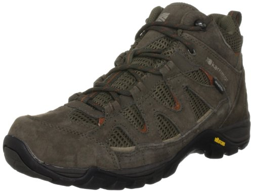 Karrimor Men's Kalahari Mid Event Gunsmoke Hiking Boot K418GNS157 10 UK
