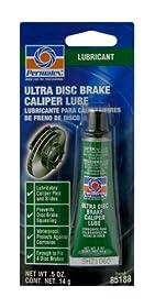 Permatex 85188 Ultra Disc Brake Caliper Lube, 0.5 oz.