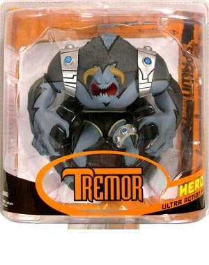 Picture of Toy Rocket Spawn Series 32 Tremor (Gray Variant) Action Figure (B001RED3HA) (Superman Action Figures)