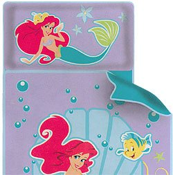 More image Disney Little Mermaid Ariel Nap Roll for Toddlers