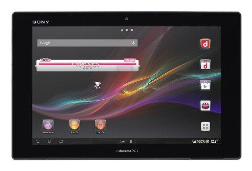 Xperia Tablet Z(SO-03E)