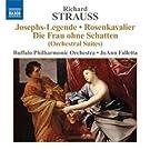 La L�gende De Joseph - Le Chevalier A La Rose - La Femme Sans Ombre