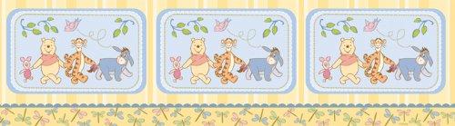 Winnie the Pooh Wall Border - 1