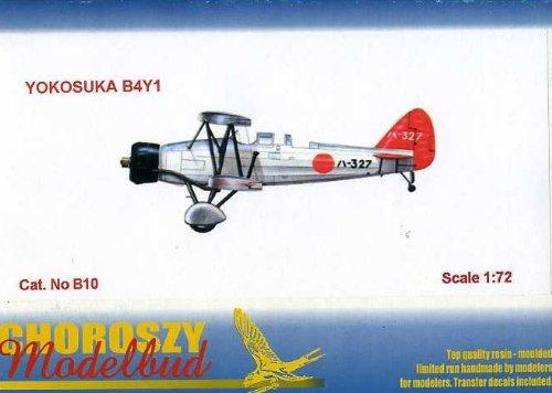 コロジー B10  1/72  航空廠 九六式艦上攻撃機 [B4Y1]
