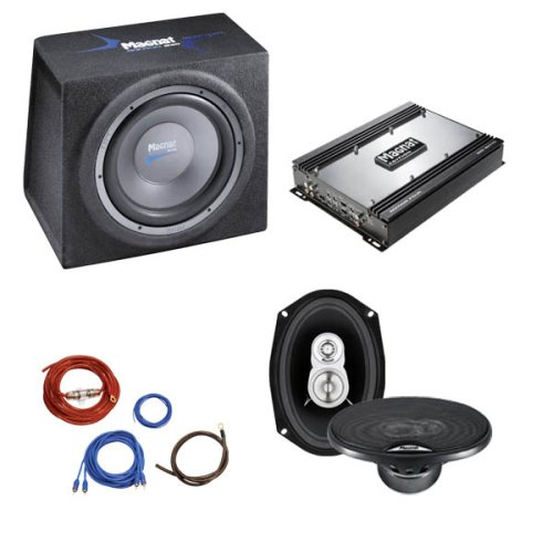 Magnat Car Hifi Set Magnat Editions-Set 4693