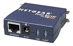 NETGEAR PS101 Mini Print Server