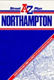 img - for A. to Z. Street Plan of Northampton book / textbook / text book