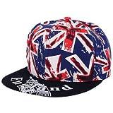 Banggood Trendy Hip-Hop Cap Hat Unisex Adjustable Snapback Lovers Cap Baseball Cap