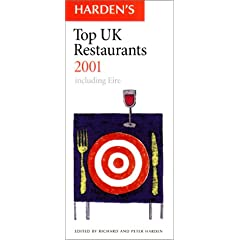 Harden's Top Uk Restaurants