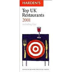 Harden's Top Uk Restaurants