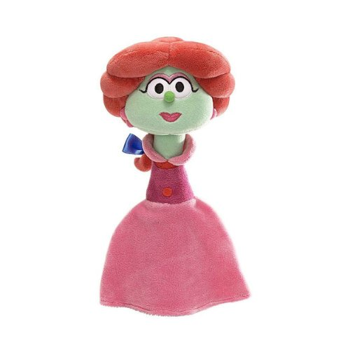 Gund Veggie Tales Sweet Pea 10.5