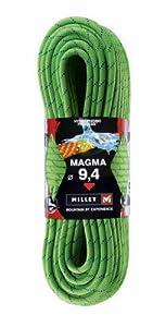 Millet Magma Climbing Rope, Vert, 60m