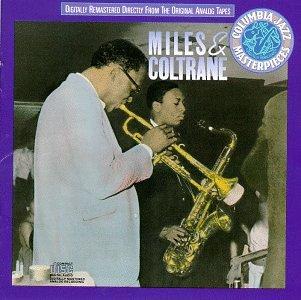 Miles & Coltrane artwork