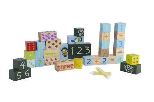 Number Blocks For Kids