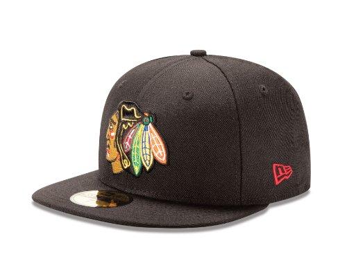 chicago blackhawks new era 5950 hat blackhawks 59fifty