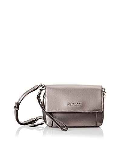 Guess Bolso de mano Delaney Petite Crossbody Flap