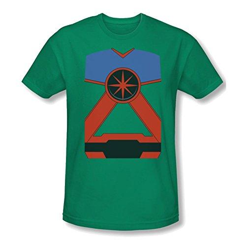 Martian Manhunter Costume Slim Fit T-Shirt