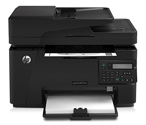 HP M127FN Networked Monochrome Laserjet Printer with Scanner, Copier and Fax – Wired