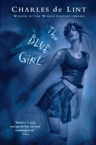 Cover of The Blue Girl