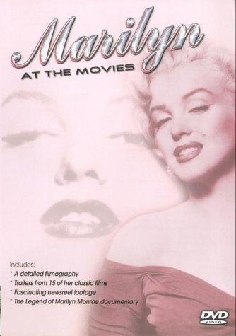 Marilyn Monroe At The Movies [DVD] [2003]
