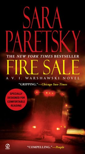 Image for Fire Sale (V.I. Warshawski Novels)