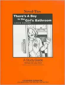 There 39 s a boy in the girls 39 bathroom novel ties study - There is a boy in the girls bathroom ...