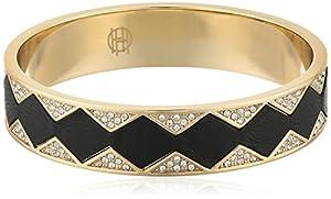 House of Harlow 1960 14k Gold-Plated Sunburst Bangle Bracelet