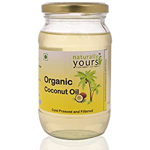Naturally Yours Coconut Oil, 350ml