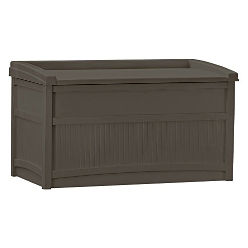 50-Gallon Deck Box with Seat