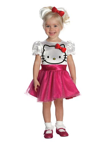 Hello Kitty Toddler Costume