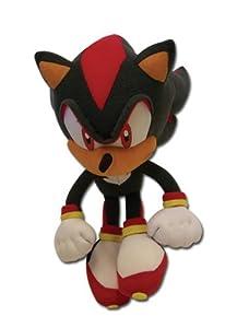 ge animation sonic x shadows plush doll animals amp figures   amazon