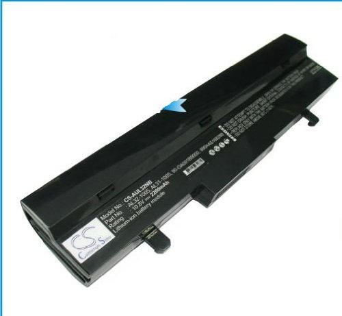 CS Akku Batterie 2200 mAh f&#252;r Asus Eee PC 1005 Serien , AL32-1005 , AL31-1005 , 90-OA001B9000 , 990AAS168288 , 0B20-00KA0AS , PL32-1005 , 90-OA001B9100 , TL31-1005 , PL31-1005 , ML32-1005 , ML31-1005 , 70-OA1B1B2100 , Eee PC 1001HA , Eee PC 1101HA , Eee PC 1101HGO , Eee PC 1101HA-MU1X , Eee PC 1101HA-MU1X-BK , Eee PC R101 , Eee PC R101PX , Eee PC R105 , Eee PC R101-WHI001S , Eee PC R1001PX , Eee PC R1005PX